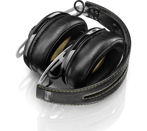 Buy SENNHEISER Momentum 2.0 A/E Wireless Bluetooth Headphones - Black | Free Delivery | Currys