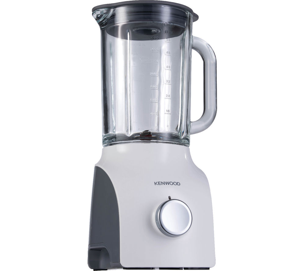KENWOOD BLP600WH Blender - White, White