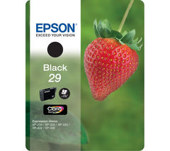 Strawberry 29 Black Ink Cartridge