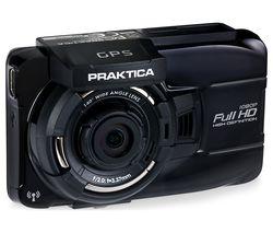 PRAKTICA 10GW Dash Cam - Black