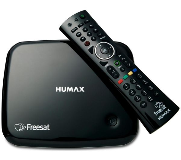 Image of HUMAX HB-1100S Freesat+ HD Smart Set Top Box