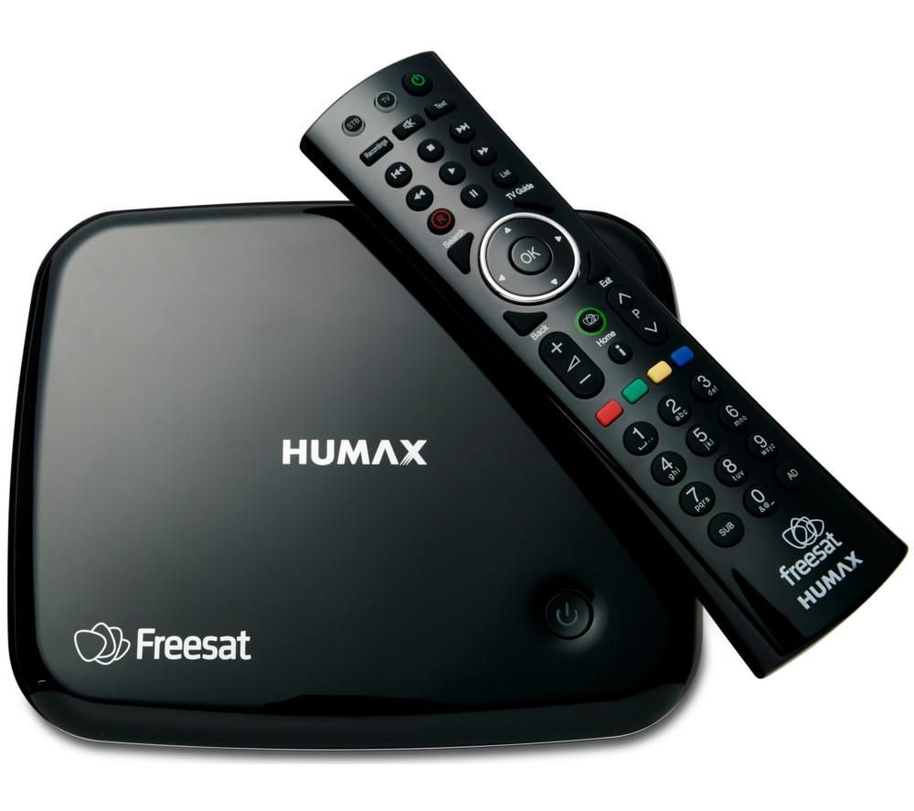 Cheapest price of Humax HB-1100S Freesat HD Smart Set Top Box in new is £89.00