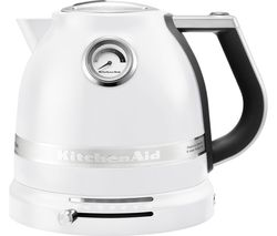 KITCHENAID Artisan 5KEK1522BFP Traditional Kettle - Frosted Pearl