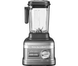 KITCHENAID Artisan Power Plus 5KSB8270BMS Blender - Medallion Silver