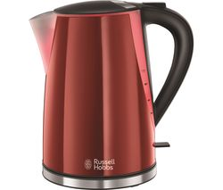 RUSSELL HOBBS Mode Illuminated 21401 Jug Kettle - Red