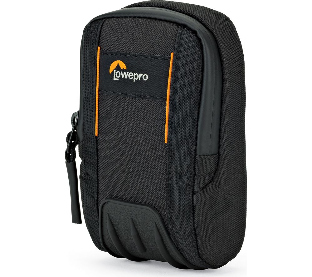 Image of LOWEPRO Adventura CS 20 LP37055-0WW Compact Camera Case - Black, Black