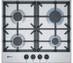NEFF T26DS49N0 Gas Hob - Stainless Steel