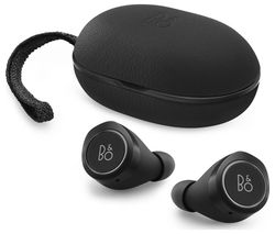 BANG & OLUFSEN E8 Wireless Bluetooth Headphones - Black