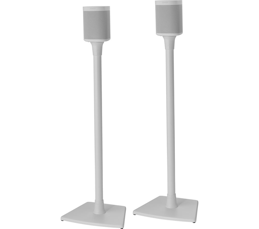 Image of SANUS WSS22-W2 Floorstand Pair
