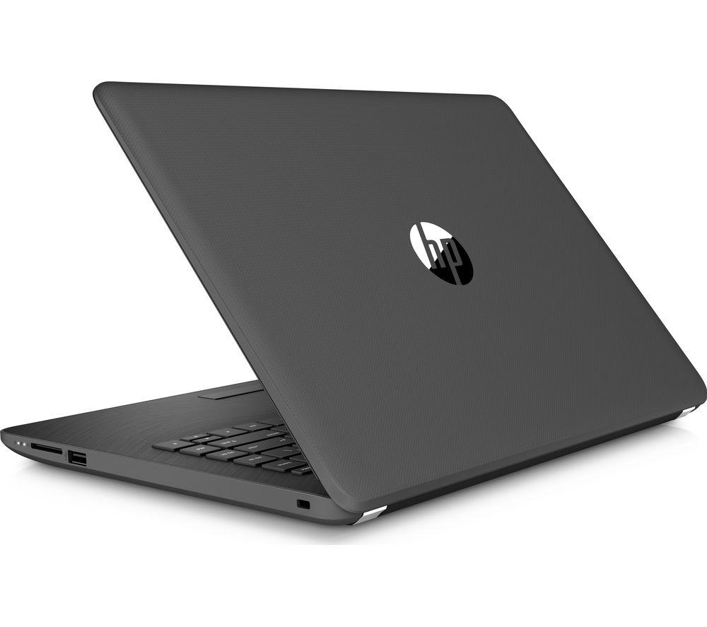 """Image of HP 14-bs058sa 14"""" Laptop - Smoke Grey, Grey"""