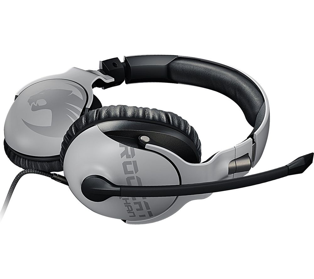 Compare retail prices of Roccat Khan Pro 2.0 Gaming Headset - White to get the best deal online