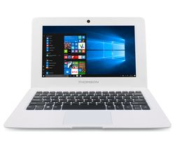 "THOMSON NEO10 10.1"" Laptop - White"