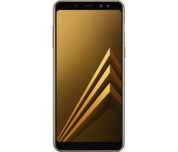 SAMSUNG Galaxy A8 - 32 GB, Gold