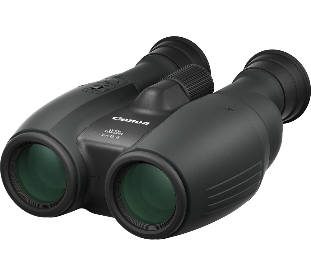 CANON IS 1372C005AA 10 x 32 mm Binoculars - Black