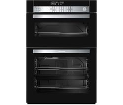 GRUNDIG GEDM47000B Electric Double Oven - Black