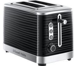 Inspire 24370 2-Slice Toaster - Black