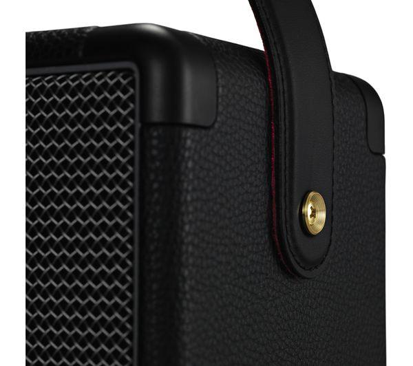 Marshall Bluetooth Speaker Portable: Buy MARSHALL Kilburn II Portable Bluetooth Speaker - Black