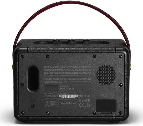Marshall Bluetooth Speaker Portable: MARSHALL Kilburn II Portable Bluetooth Speaker - Black Fast Delivery