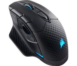 CORSAIR Dark Core RGB Wireless Optical Gaming Mouse