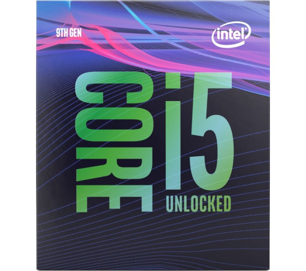 INTEL Core™ i5-9600K Unlocked Processor - OEM