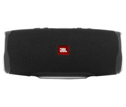 Charge 4 Portable Bluetooth Speaker - Black