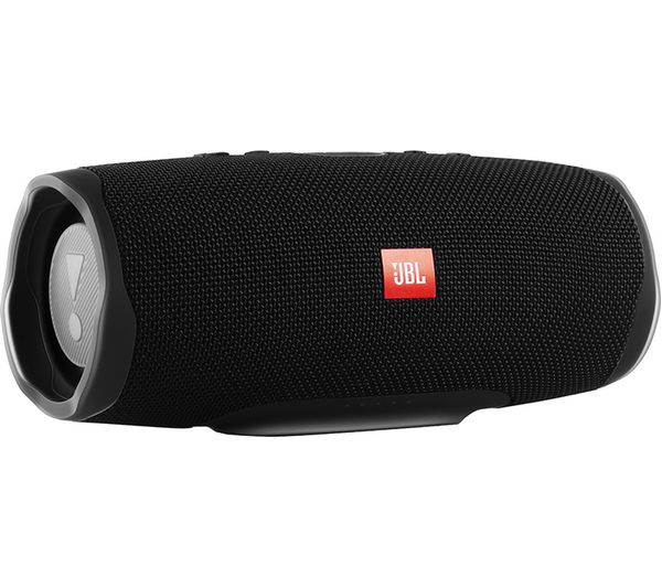 Buy Jbl Charge 4 Portable Bluetooth Speaker Black Free Delivery Currys