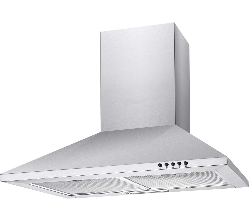 CCE60NX Chimney Cooker Hood - Stainless Steel