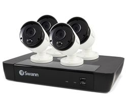 SWNVK-885804-UK 8-Channel 4K Ultra HD Security System - 2 TB, 4 Cameras