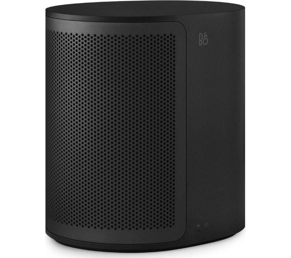 Beoplay M3 Wireless Multi-Room Speaker - Black, Black