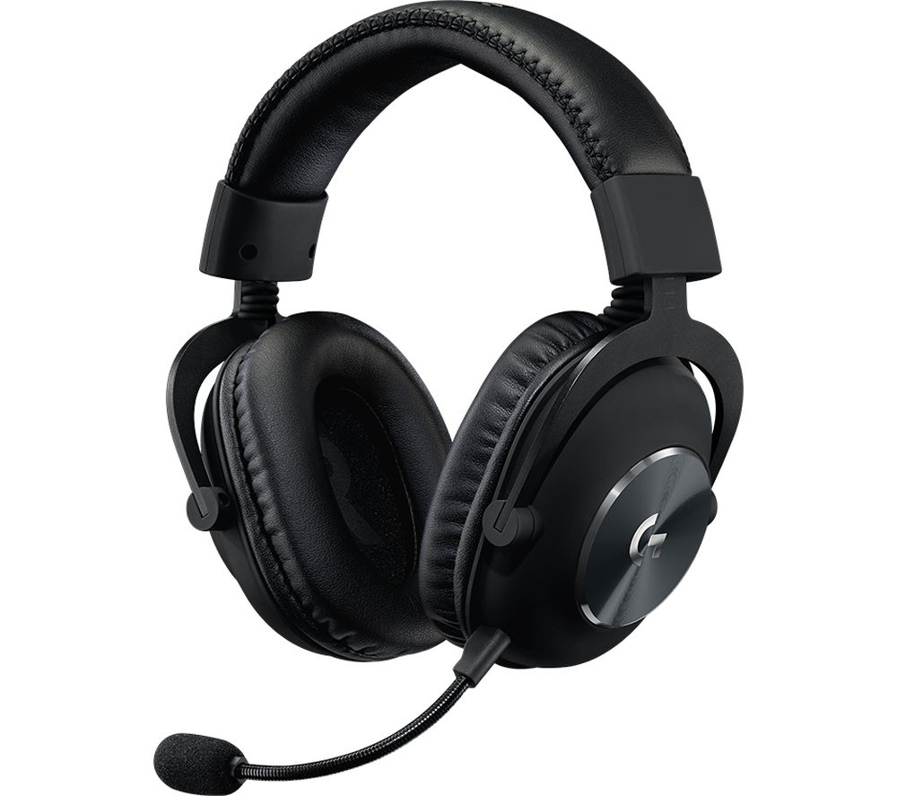 Image of G PRO X 7.1 Gaming Headset - Black, Black