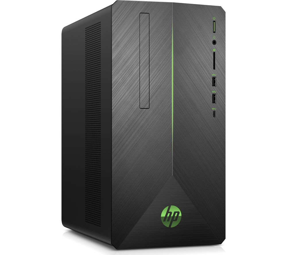 HP Pavilion 690-0025na AMD Ryzen 5 Desktop PC - 1 TB HDD & 128 GB SSD