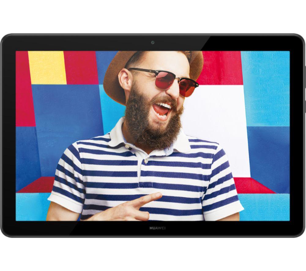 """HUAWEI MediaPad T5 10.1"""" Tablet - 64 GB, Black"""