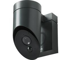 Outdoor Full HD WiFi Security Camera - Grey