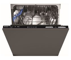 CDIN 1L380PB-80 Full-size Fully Integrated WiFi-enabled Dishwasher