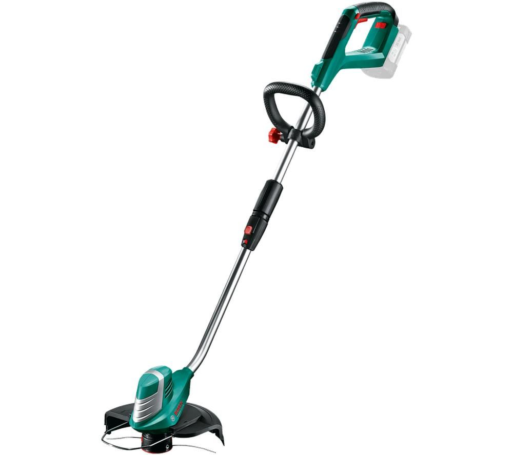 BOSCH AdvancedGrassCut 36 Grass Trimmer - Green & Silver, Green