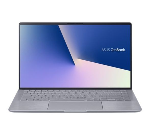 "Image of ASUS ZenBook 14 UM433IQ-A5037T 14"" Laptop - AMD Ryzen 7, 512 GB SSD, Grey, Grey"