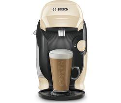 TASSIMO by Bosch Style TAS1107GB Coffee Machine - Cream