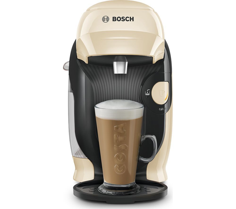 TASSIMO by Bosch Style TAS1107GB Coffee Machine - Cream