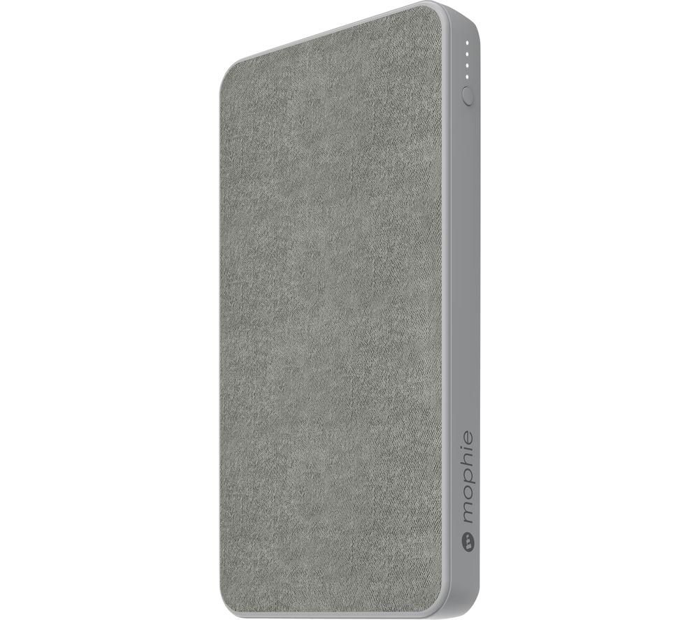 MOPHIE USB Type-C Portable Power Bank - Grey