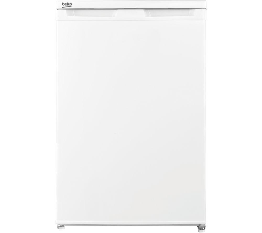 BEKO FXS3584W Undercounter Freezer - White, White