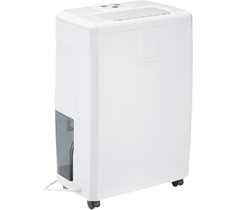 DIMPLEX EVERDRI10E Dehumidifier, Transparent