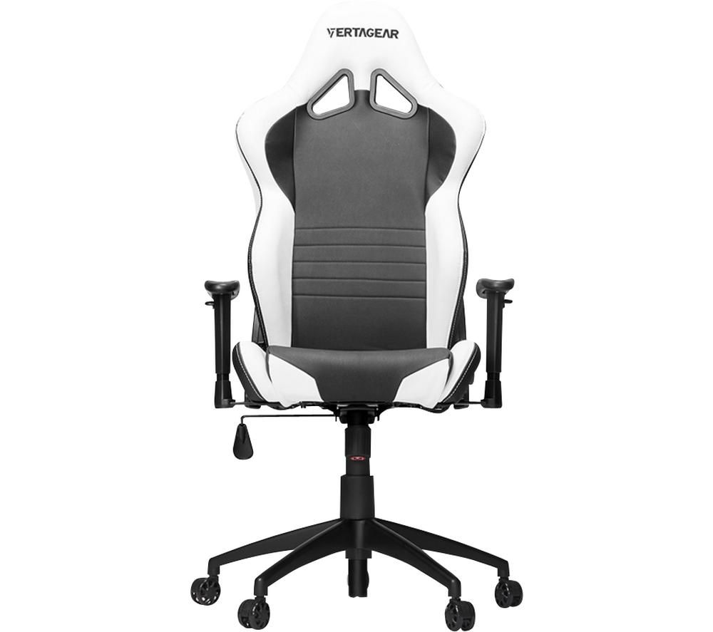 VERTAGEAR Racing S-Line SL2000 Gaming Chair - White
