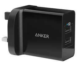 A2021K11 2-Port USB Wall Charger
