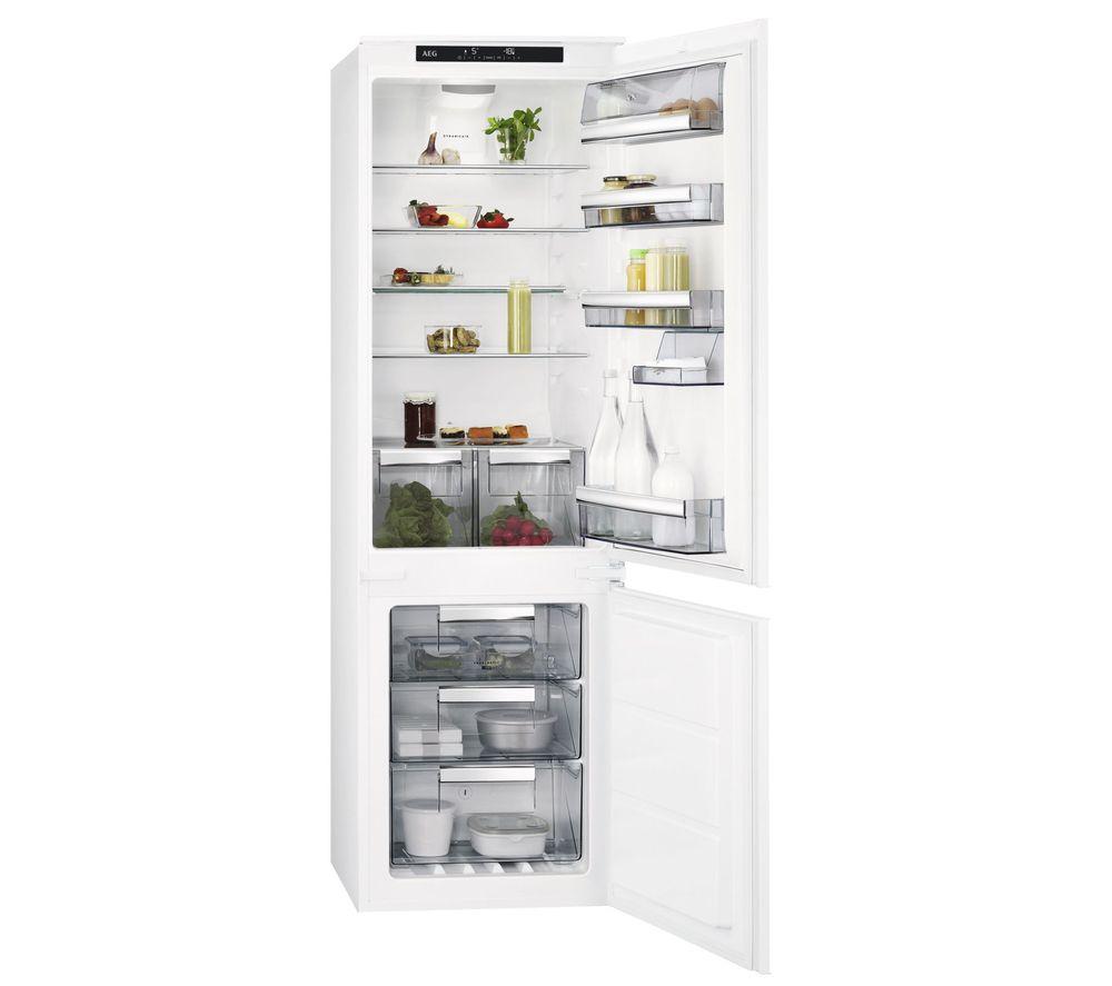 AEG SCE818E6TS Integrated 70/30 Fridge Freezer