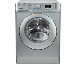 Innex BWA 81483X S UK N 8 kg 1400 Spin Washing Machine - Silver