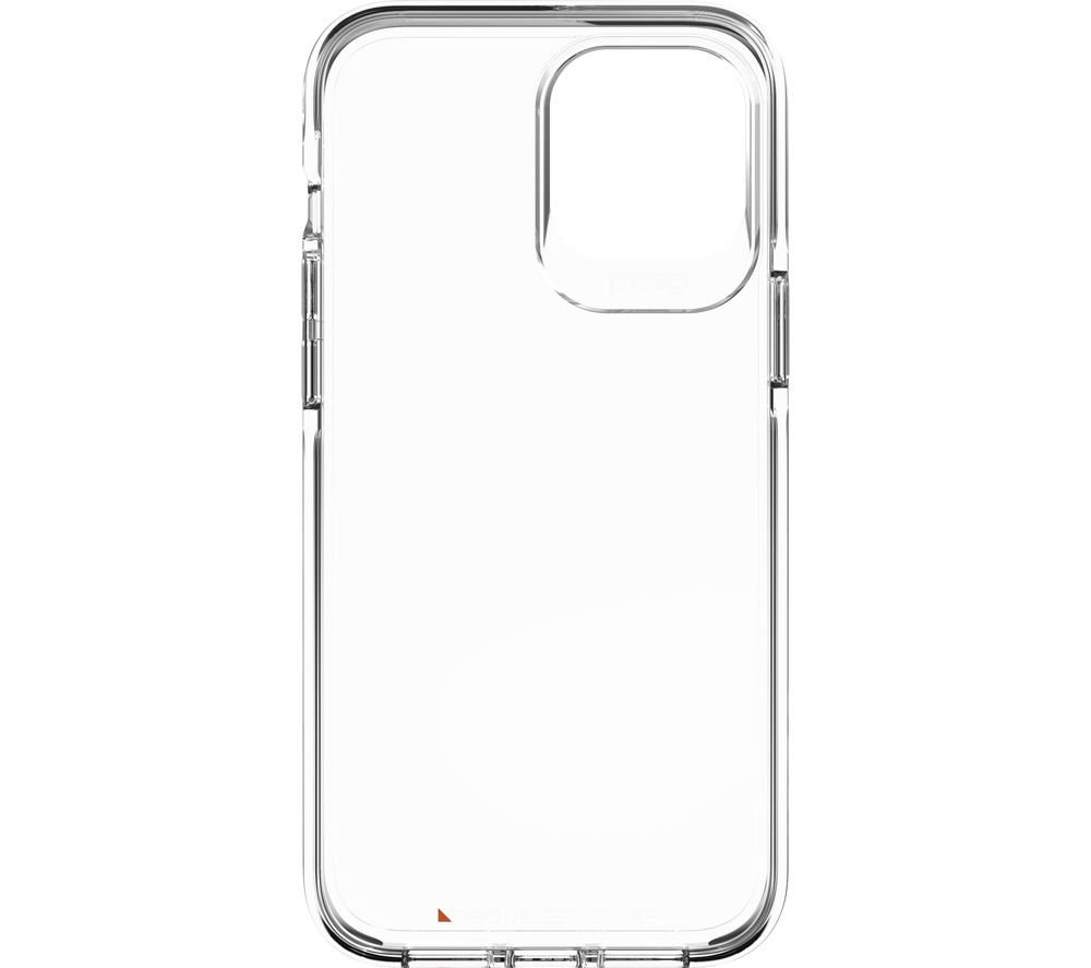 GEAR4 Piccadilly iPhone 12 & 12 Pro Case - Clear