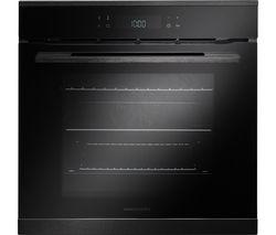 Eclipse ECL610BL/BL Electric Oven - Black
