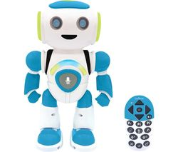 Powerman Junior Educational Robot - Blue
