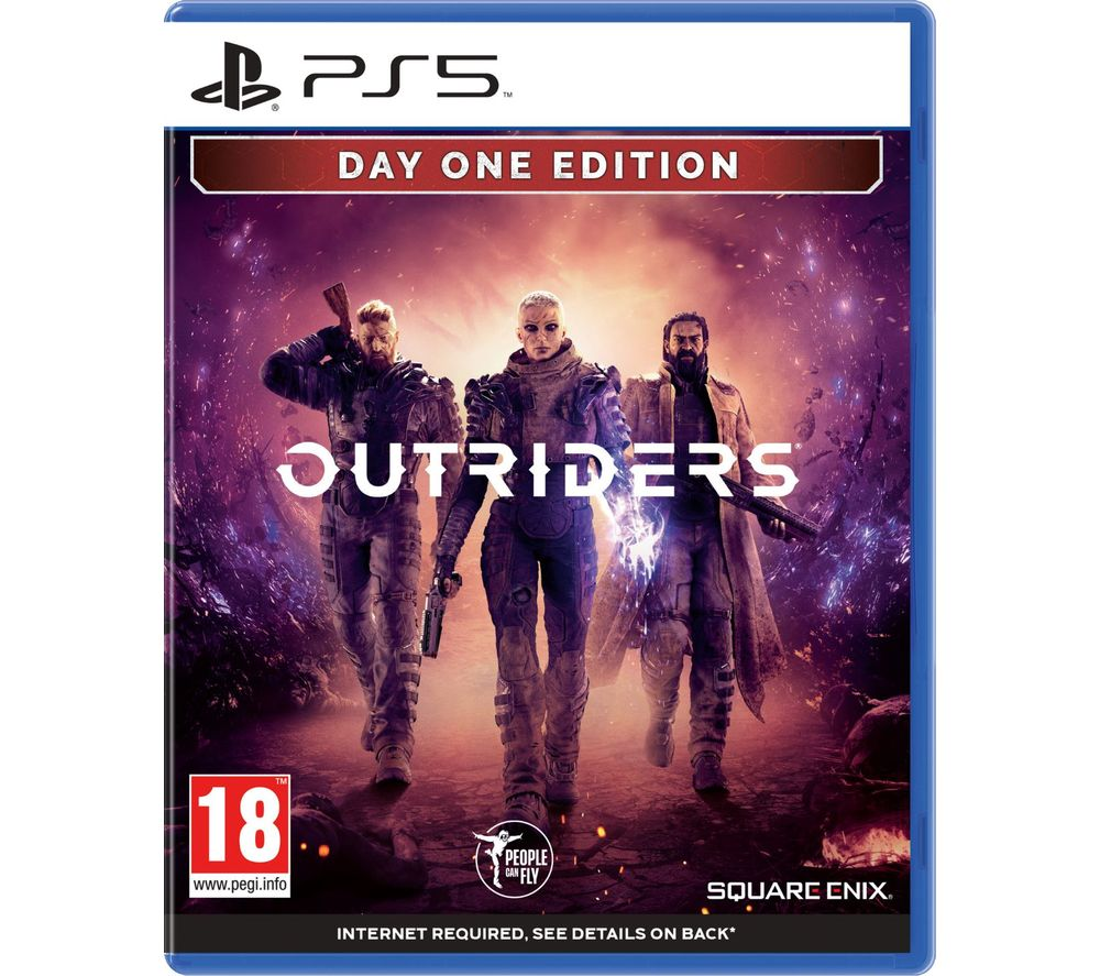 PLAYSTATION Outriders - PS5