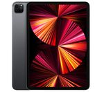 £1049, APPLE 11inch iPad Pro (2021) - 512 GB, Space Grey, iPadOS, Liquid Retina display, 512GB storage: Perfect for saving pretty much everything, Battery life: Up to 10 hours, Compatible with Apple Pencil (2nd generation) / Magic Keyboard / Smart Keyboard Folio,